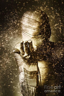 Curse Of The Mummy Print by Jorgo Photography - Wall Art Gallery