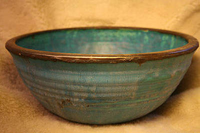 Ceramic Sinks Ceramic Art - Custom Sink View Two by Dan Shook