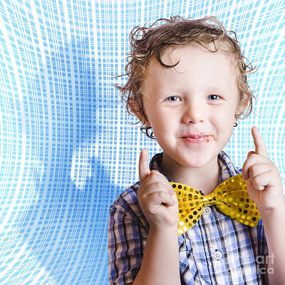 Cute Smiling Child Enjoying Easter Chocolate Print by Jorgo Photography - Wall Art Gallery