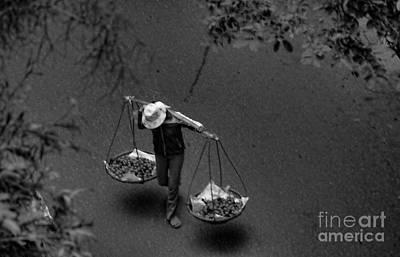 Hanoi Photograph - Daily Life Iv by Chuck Kuhn