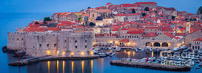 Dubrovnik Photograph - Dalmatian Dawn by Inge Johnsson