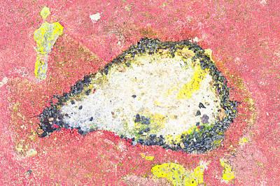 Damaged Surface Print by Tom Gowanlock