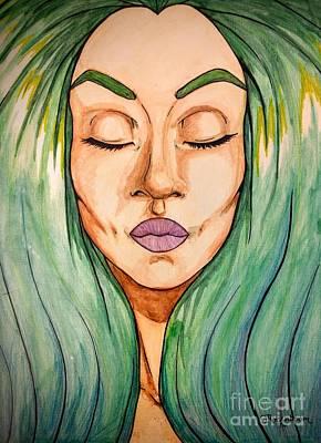 Dame Nature Original by Jessica Rosenboom