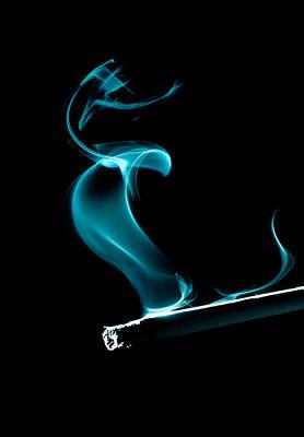 Cigarettes Photograph - Dance by Ivan Vukelic