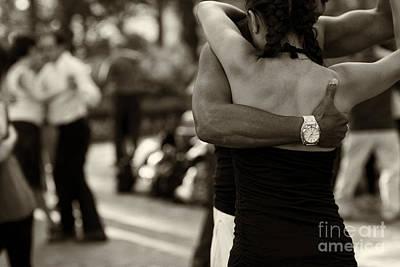 Leda Photograph - Dance With Me by Leslie Leda
