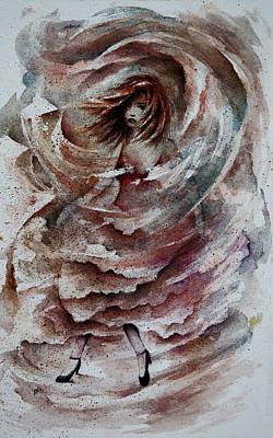 Dancing The Storms Original by Rachel Christine Nowicki