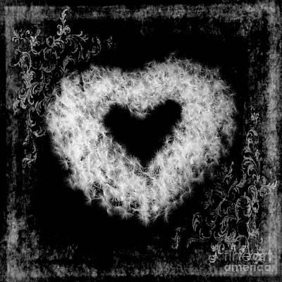 Dandelion Love Print by Tamyra Ayles