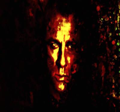 Daniel Craig 3s Print by Brian Reaves