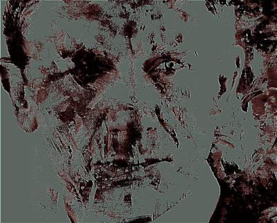 Daniel Craig 4f Print by Brian Reaves