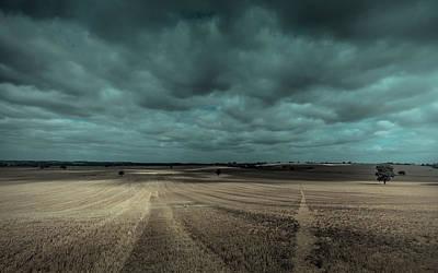 Dappled Light Photograph - Dappled by Chris Fletcher