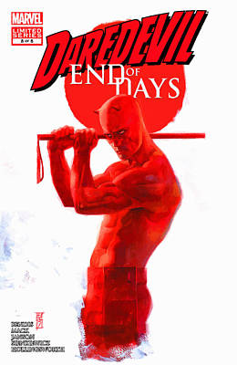 Dare Devil - End Of Days Original by Don Kuing