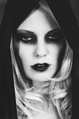 Photograph - Dark Beauty  by Sotiris Filippou