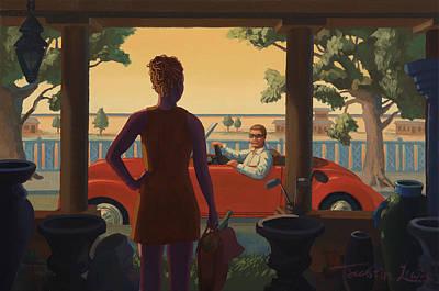 Date Night Original by Justin Lewis