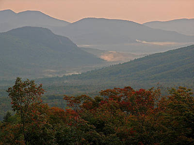 Mountain View Photograph - Dawn In The White Mountains by Juergen Roth