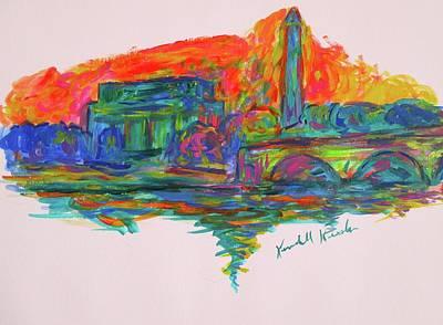 Dc Jumble Original by Kendall Kessler