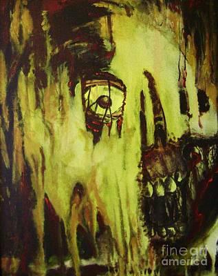 Dead Skin Mask Original by Reed Novotny