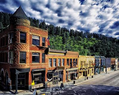 Deadwood South Dakota Print by Movie Poster Prints