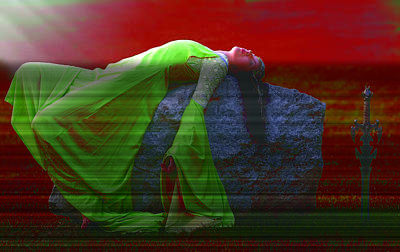 Arwen Photograph - Death Of An Elf by Dean Bertoncelj