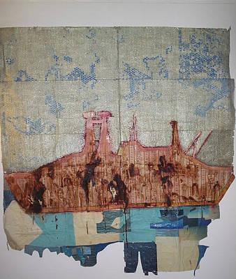 Death Ship Original by William Douglas