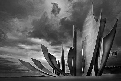 Liberte Photograph - Debout La Liberte by Claude Corbin