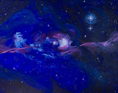 Deep Space G1 Original by Ladeen Taylor