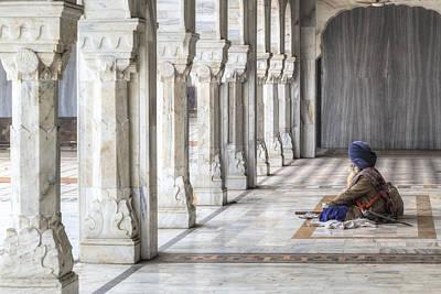 India Babas Photograph - Delhi - India by Joana Kruse