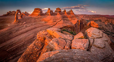 Babel Photograph - Delicate Arch #2 by Jon Manjeot