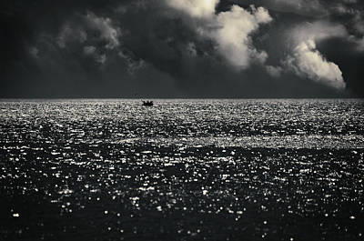 Ocean Of Emptiness Photograph - Delusion by Taylan Apukovska