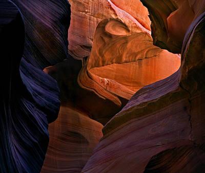 Desert Bridge Print by Mike  Dawson