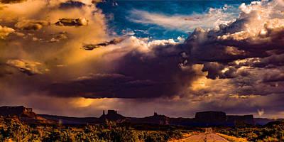 Expensive Photograph - Desert Clouds No.4 by Michael DeBlanc