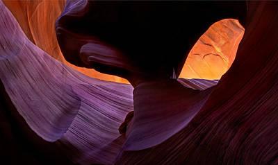 Desert Eye Original by Mike  Dawson