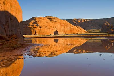 Desert Pools Original by Mike  Dawson