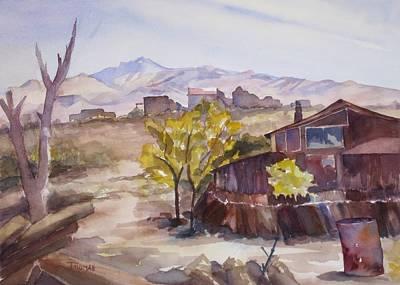 Desert Ranch Original by Barbara Thomas