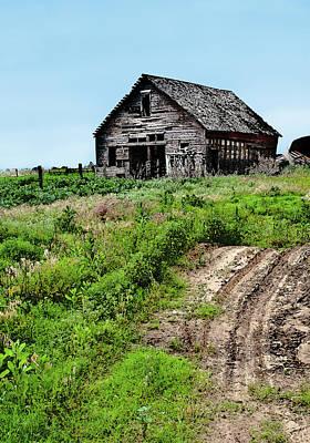 Country Dirt Roads Digital Art - Desolate by Betty LaRue