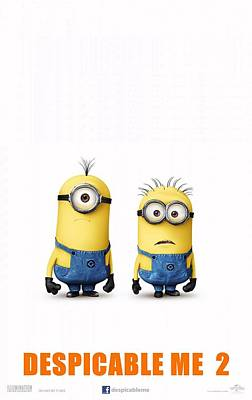 Despicable Me 2  Print by Movie Poster Prints