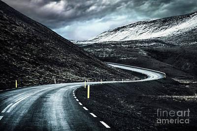 Photograph - Destiny's Path by Evelina Kremsdorf