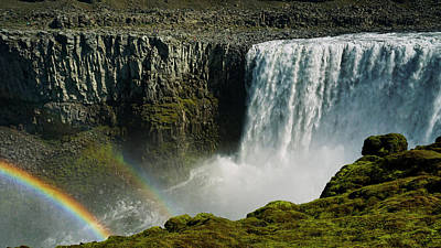 Dettifoss Photograph - Dettifoss by We Travel To Live