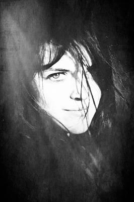 Diana's Eye Print by Loriental Photography