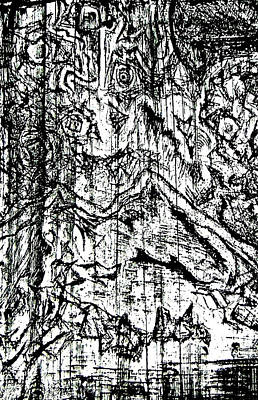 Dice Print by Jera Sky