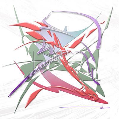 Jackson 5 Digital Art - Diet by Warren Lynn