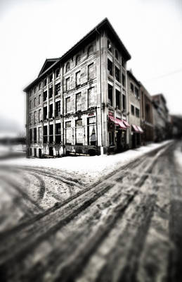 Jacques Photograph - ..dirty Old Town.. by Russell Styles