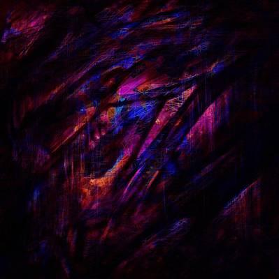 Disorder Digital Art - Disorder by Rachel Christine Nowicki