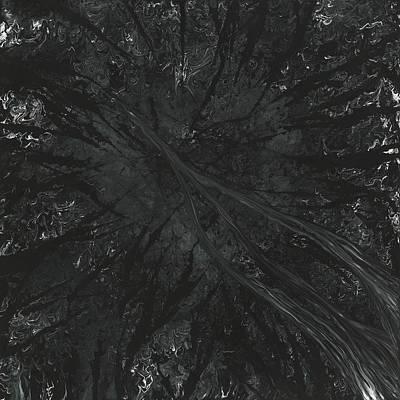 Divine Intervention Original by Winter Frieze