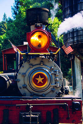 Old Trains Photograph - Dixiana Number One by Garry Gay
