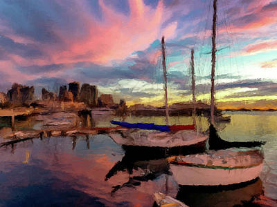 Photograph - Dock Of The Bay  by David Dehner