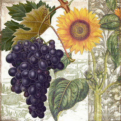 Dolcetto I Print by Mindy Sommers