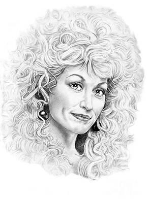 Dolly Parton Original by Murphy Elliott