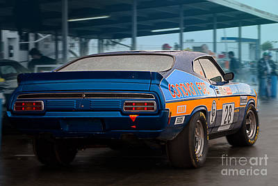 Muscle Car Masters Photograph - Donovan Ford by Stuart Row
