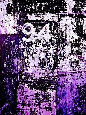 Abstract Photograph - Door 94 Perception by Bob Orsillo