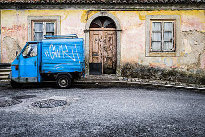 Door No 1 Original by Marco Oliveira